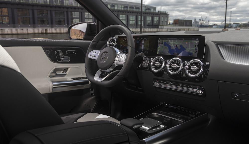 Mercedes Benz GLA 250 del 2021, un SUV de lujo con carácter deportivo