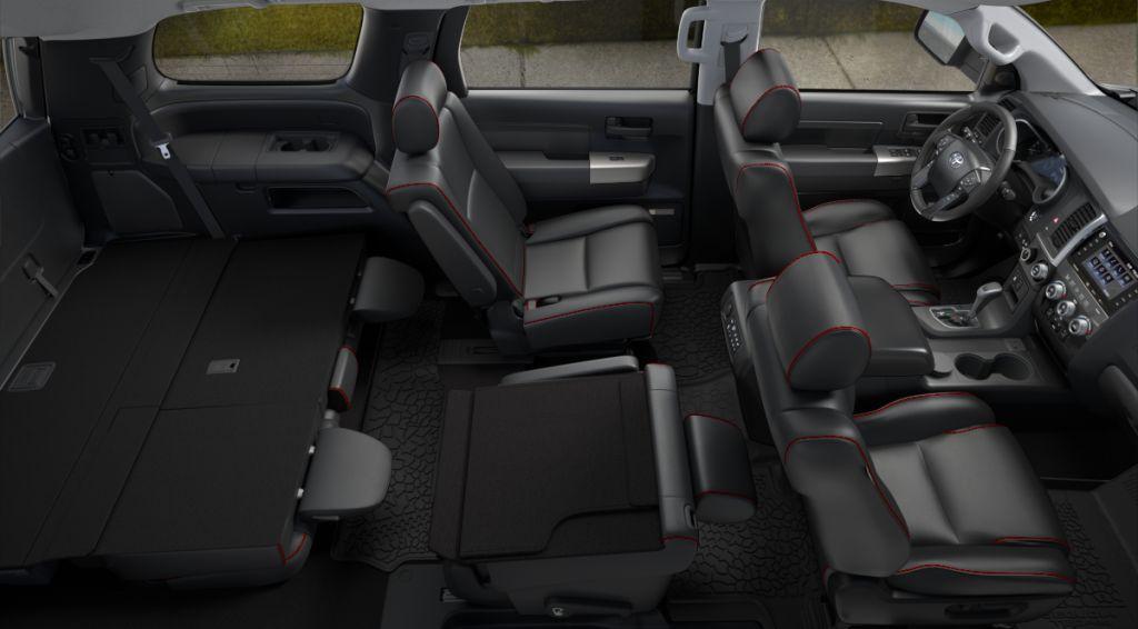 2021 Toyota Sequoia TRD Pro The Rock!